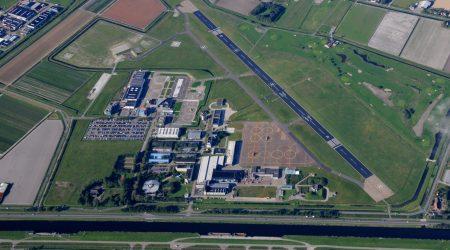 Luchtfoto totale luchthaven aangepast
